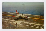 Fighter Jet Postcard