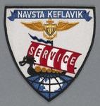 Navsta Keflavik Service Patch