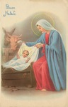 """""""Buon Natale"""" Postcard by Donat G. Mailhot"""