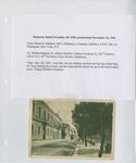 Italian Street Postcard by Donat G. Mailhot