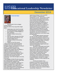 Educational Leadership Newsletter December 2014
