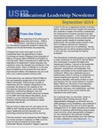 Educational Leadership Newsletter September 2014
