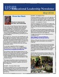 Educational Leadership Newsletter May 2014