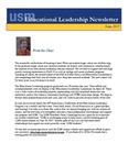 Educational Leadership Newsletter June 2017