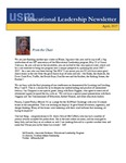 Educational Leadership Newsletter April 2017 by Educational Leadership Department, University of Southern Maine