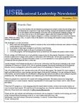 Educational Leadership Newsletter November 2016 by Educational Leadership Department, University of Southern Maine
