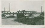 Division Service Club Postcard