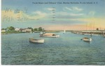 Parris Island, South Carolina Postcard (1) by Unknown