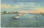 Parris Island, South Carolina Postcard (2)