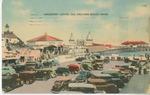 Amusement Center, Old Orchard Beach, Maine Postcard