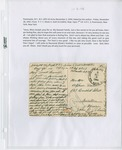 Postcard from Elisée A. Dutil to Mr. and Mrs. Alfonse Dutil with Transcription