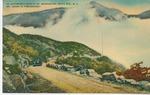 Mount Washington, New Hampshire Postcard