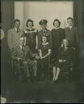 Elisée A. Dutil and Family