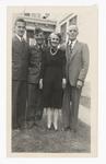 Elisée A. Dutil with Family