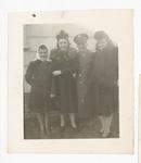 Elisée A. Dutil with Three Women