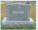 Dutil Family Gravestone