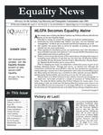 Equality News (Summer 2004)
