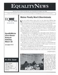 Equality News (Winter 2005-2006) by Matthew R. Dubois