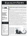 Equality News (Winter 2008)
