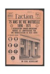 L'action, v.22 n.12, (09/01/1971) by Franco-American Collection