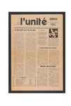 L'Unite, v.5 n.3, (March 1981) by Franco-American Collection