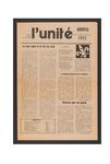 L'Unite, v.5 n.3, (March 1981)
