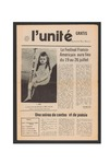 L'Unite, v.5 n.6, (June 1981) by Franco-American Collection