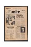 L'Unite, v.5 n.11, (November 1981)