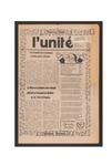 L'Unite, v.5 n.12, (December 1981)