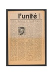 L'Unite, v.6 n .3, (March 1982) by Franco-American Collection