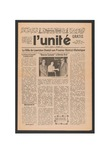 L'Unite, v.6 n.12, (December 1982) by Franco-American Collection