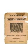 Cercle Cordaire Fin De Concours Concert Promenade by Franco-American Collection