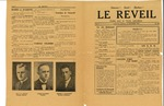 Le Reveil V.1 N.16 (02/17/1925) by Cercle Lacordaire