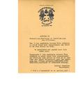 Jacques Cartier Club de Raquetteurs Article IX by Franco-American Collection