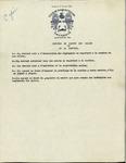 Jacques Cartier Club de Raquetteurs Devoirs du Comite de la Salles et de la Cantine