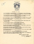 Bylaws (Reglements des Salles) of the Club Jacques Cartier by Le Club Jacques Cartier