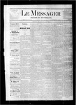 Le Messager, V1 N6, (04/22/1880)