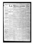 Le Messager, V1 N10, (05/20/1880)