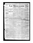 Le Messager, V1 N11, (05/27/1880)
