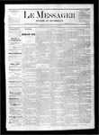 Le Messager, V1 N12, (06/03/1880) by Le Messager
