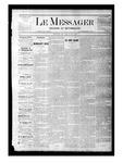 Le Messager, V1 N13, (06/10/1880)