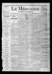 Le Messager, V1 N18, (07/15/1880) by Le Messager