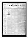 Le Messager, V1 N19, (07/29/1880)