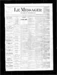 Le Messager, V1 N39, (12/16/1880)