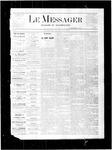 Le Messager, V1 N41, (12/30/1880)
