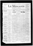 Le Messager, V1 N42, (01/07/1881)