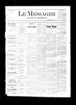 Le Messager, V1 N47, (02/10/1881)