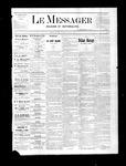 Le Messager, V1 N48, (02/17/1881)