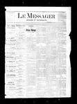 Le Messager, V1 N50, (03/03/1881)