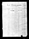Le Messager, V2 N3, (04/07/1881)